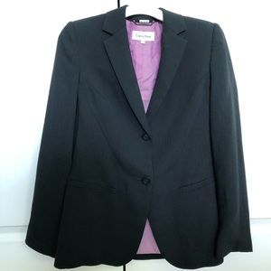 Calvin Klein suit jacket